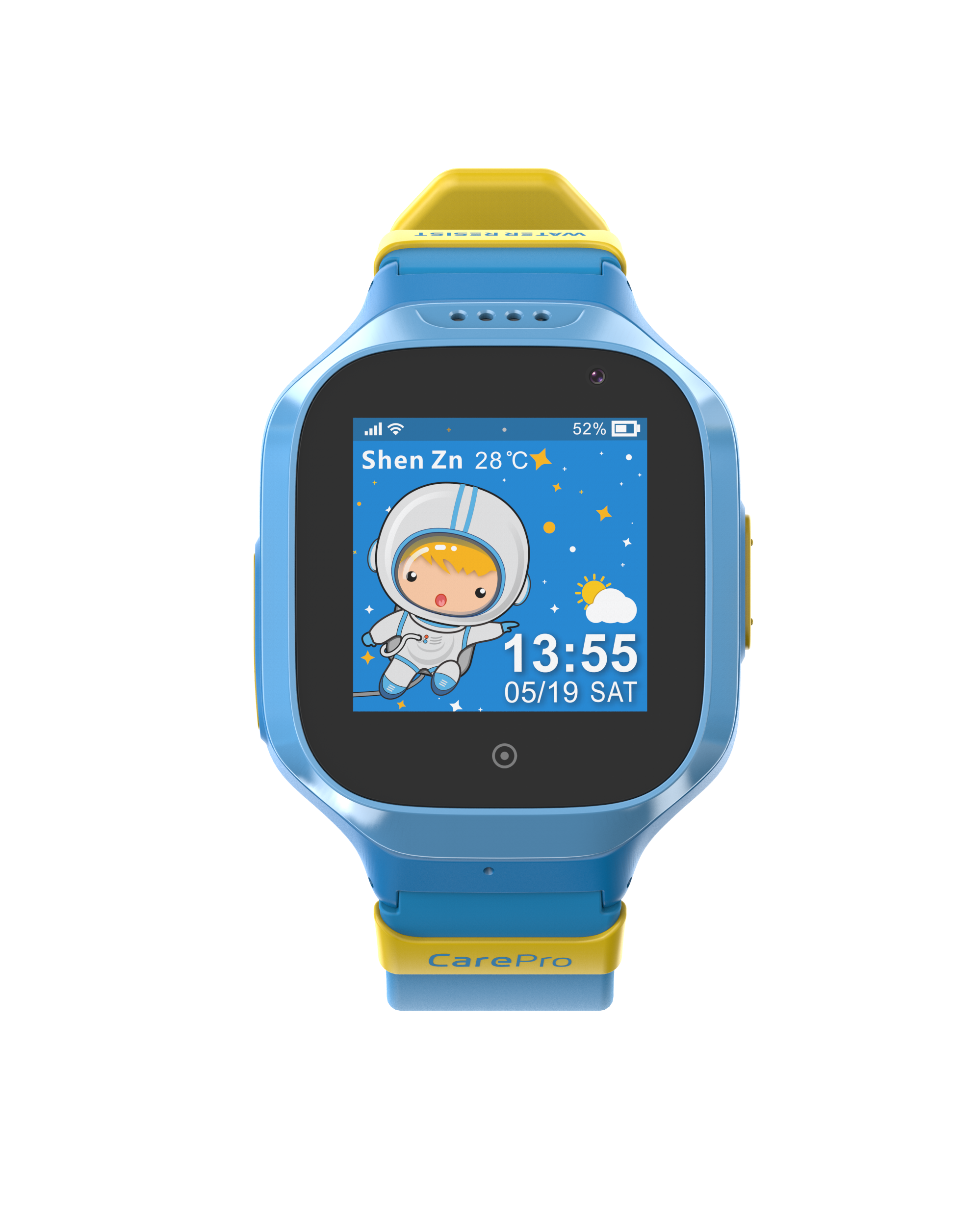 Roix TD-11 GPS-3G Kids Watch